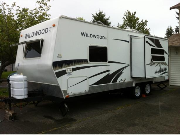 25' Travel Trailer for Sale