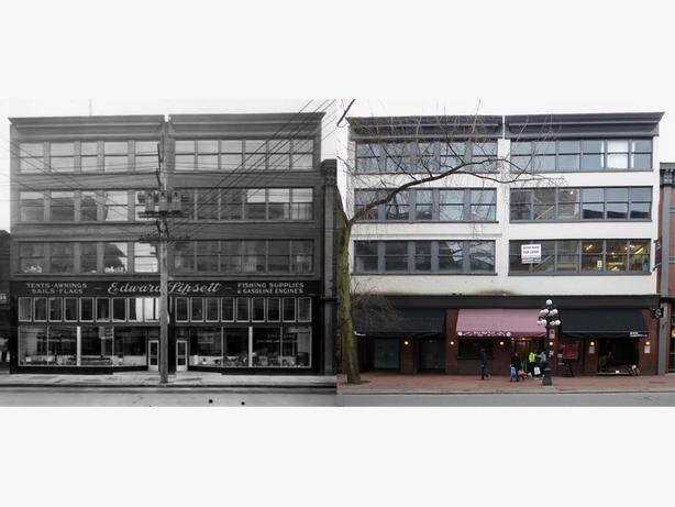 Gastown Liquor Primary Licence