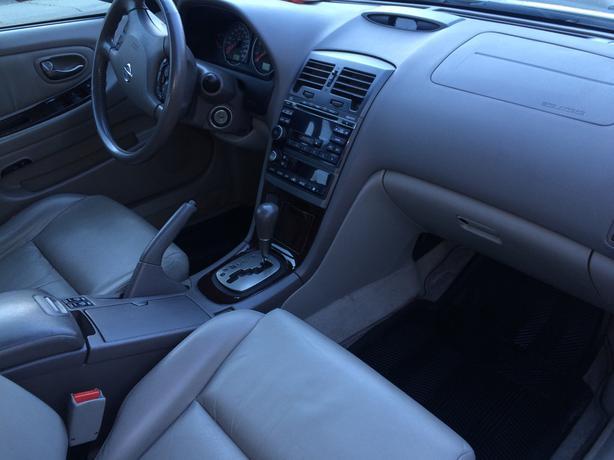 2003 Nissan Maxima 3.5L V6