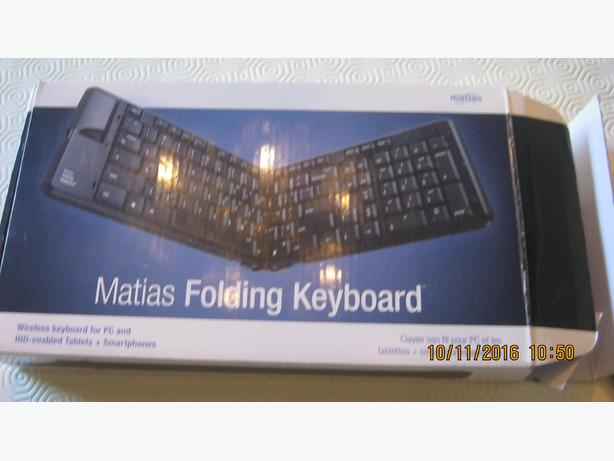 MATIAS FOLDING KEYBOARD (CHEMAINUS)