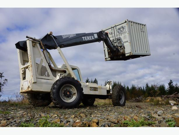 (REDUCED) Three Telehandlers Available Forsale Ingersoll-Rand / Terex