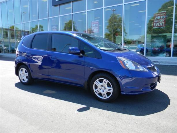 2014 Honda Fit LX NO ACCIDENTS LOCAL B.C. FULL SERVICE HISTORY