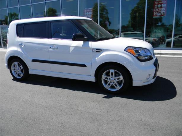 2011 Kia Soul 4u SX BACKUP CAMERA LOCAL B.C