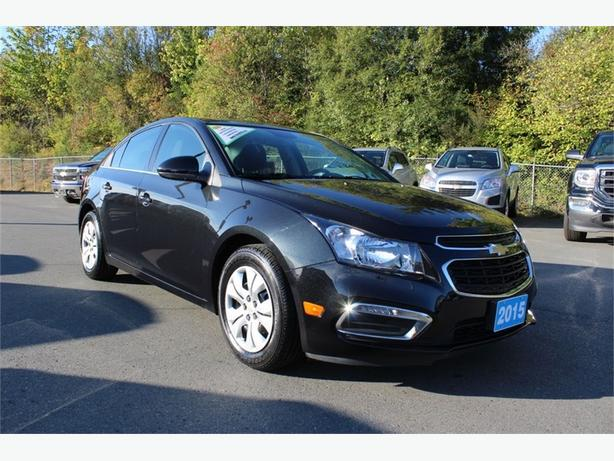2015 Chevrolet Cruze | BACK-UP CAM | BLUETOOTH | 7 TOUCHSCREEN