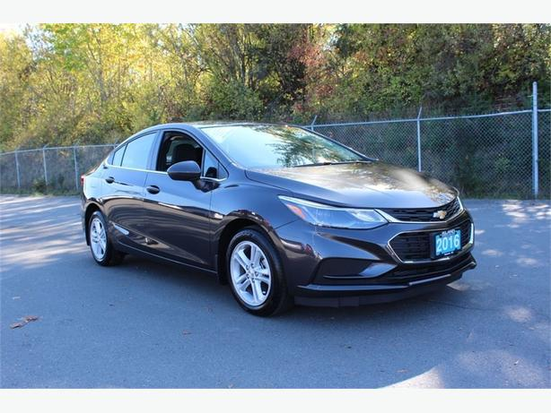 2016 Chevrolet Cruze | BLUETOOTH | 8 TOUCHSCREEN | HEATED SEATS