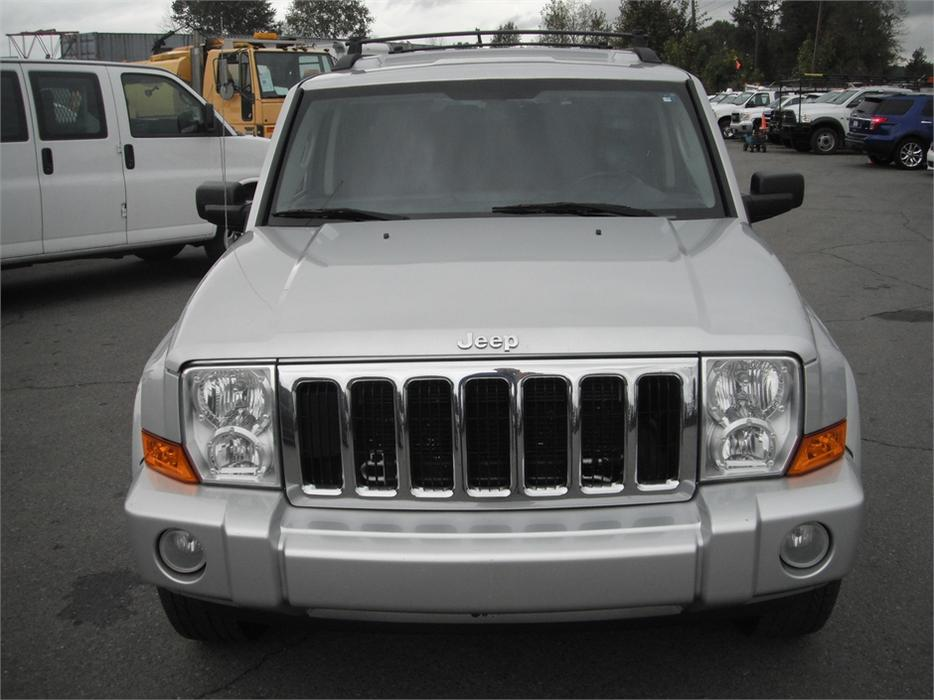 2010 jeep commander sport 4wd 3rd row seating burnaby incl new westminster vancouver mobile. Black Bedroom Furniture Sets. Home Design Ideas
