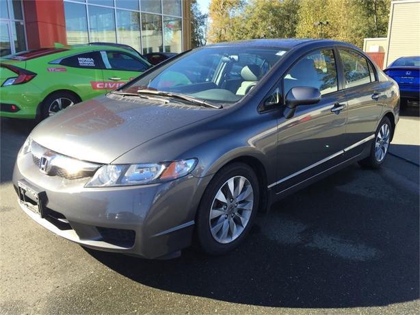 2010 Honda Civic EX-L | AUTO | LEATHER | CRUISE CONTROL