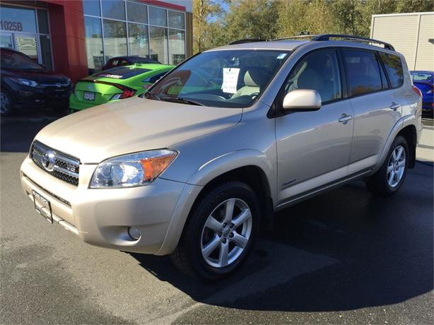 2008 Toyota Rav4 Limited V6 | AUTO | AWD | REMOTE ENTRY