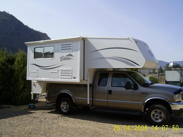 2007 Citation Supreme 990 Camper