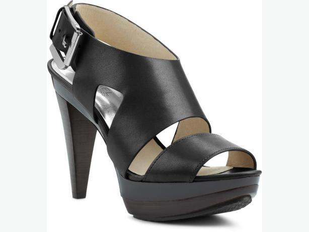 MICHAEL KORS 'CARLA' Women's platform sandal - Black