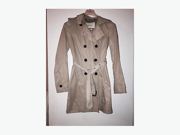 ARITZIA T. BABATON Trench Coat - beige - size M/L