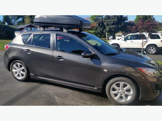 2010 mazda 3 gs 5 Dr hatchback