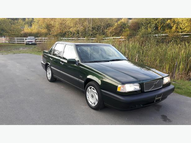 Real Clean Volvo 850