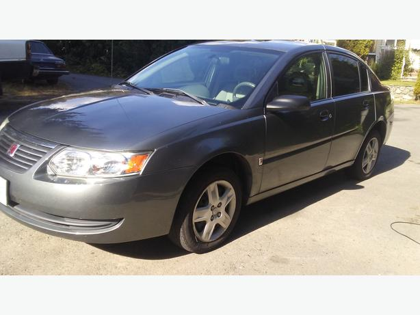 Very Nice Little Car 2006 Saturn ion (Low K's )