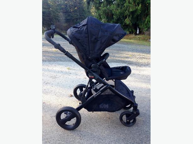 Britax B-Ready Stroller, Matte Black, EUC
