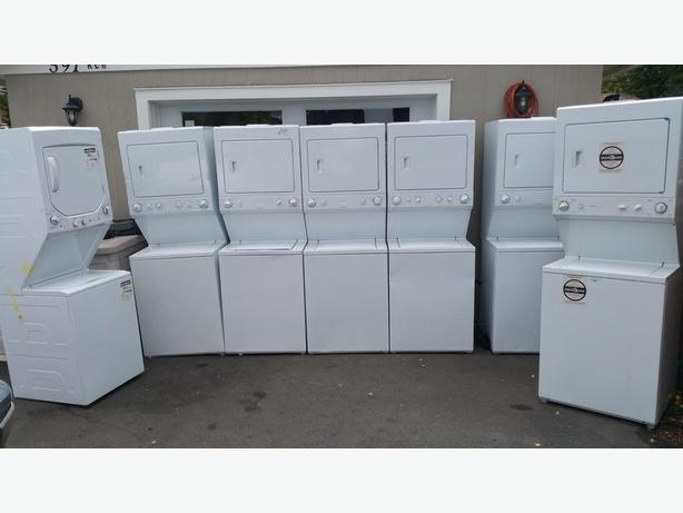 STACKING and STACKABLE washer dryer sets
