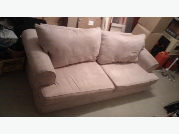 Light cream couch