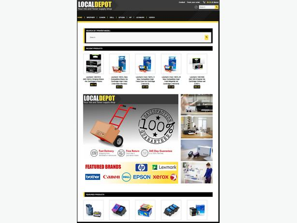 Turnkey e-commerce side business opportunity!