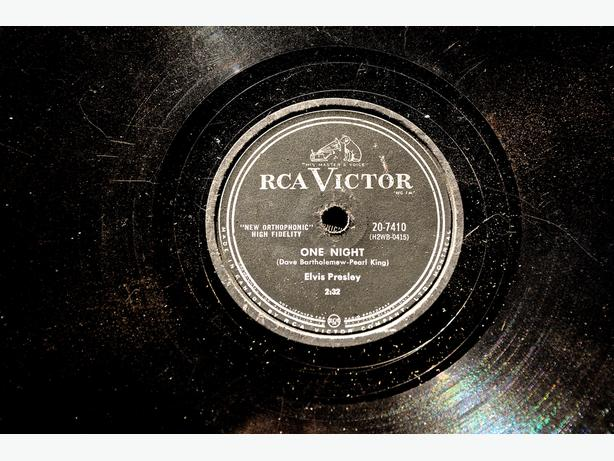 Rare Vintage Record Collection – 78RPM