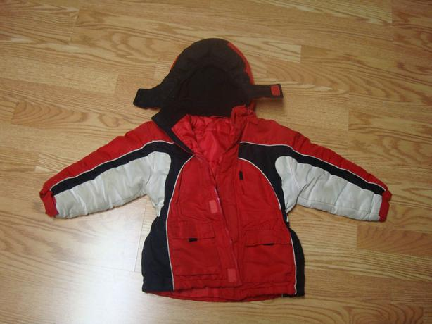 Like New Winter Coat and Snowpants Size 4T - $10