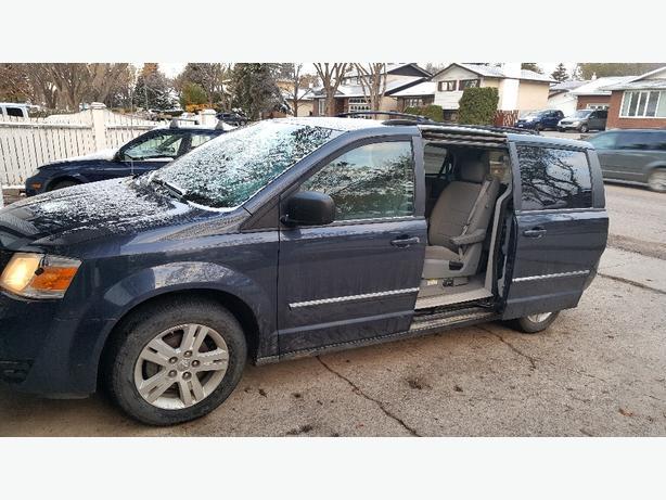 08 Dodge Grand Caravan Stow Amp Go Sxt North Regina Regina