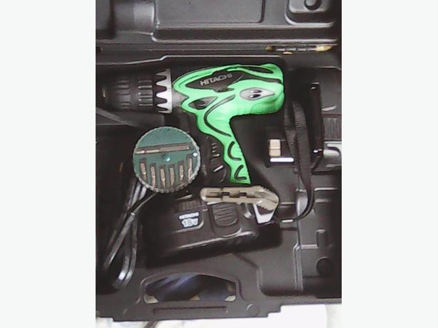 Hitachi 18.volt kit