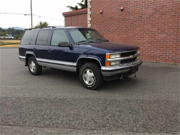 1996 Chevrolet Tahoe 4-Door 4WD