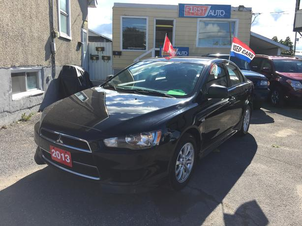 2013 Mitsubishi Lancer SE - Good On Gas! - Nice Car Must See