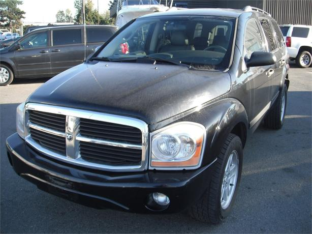 2006 dodge durango slt 4wd with 3rd row seating outside okanagan okanagan. Black Bedroom Furniture Sets. Home Design Ideas