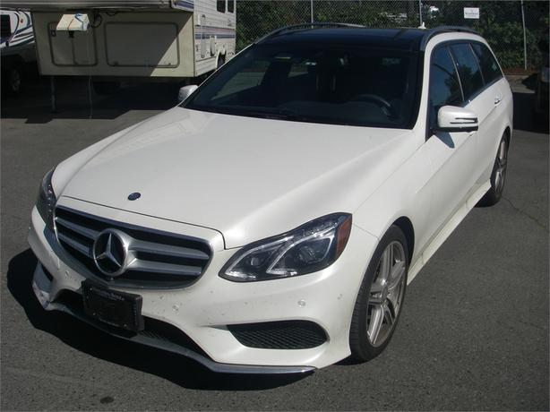 2014 Mercedes-Benz E350 Wagon 4MATIC