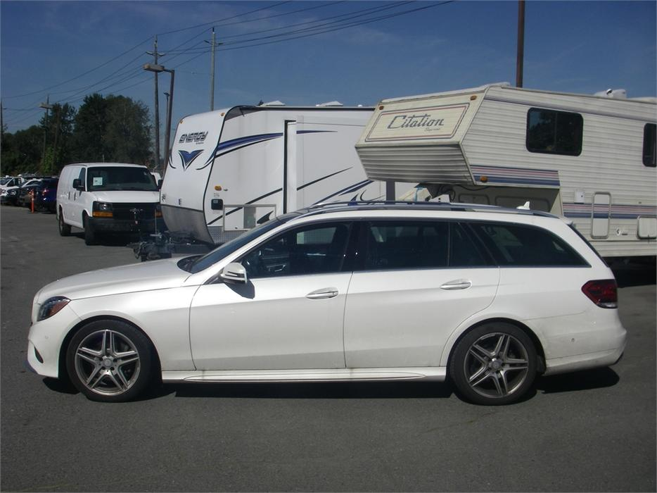 2014 mercedes benz e350 wagon 4matic outside comox valley for Mercedes benz bay ridge