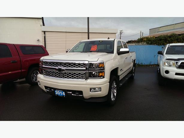 2014 Chevy Silverado 1500 High Country