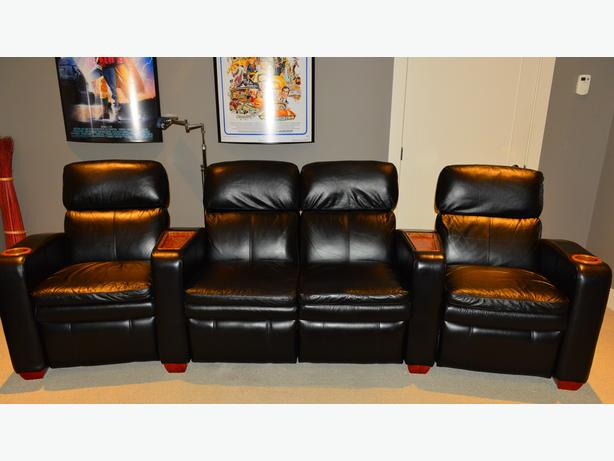 theater chairs matinee set by la z boy vernon kelowna mobile