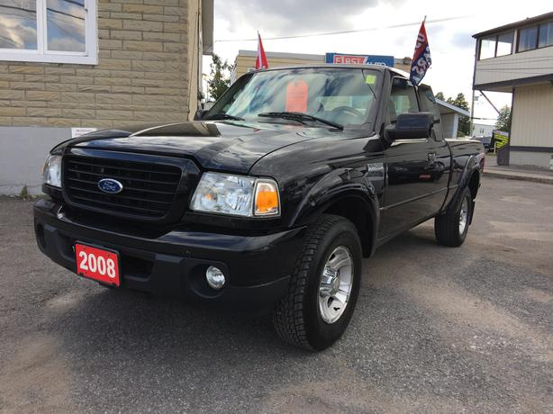 2008 Ford Ranger Pick up - Extremely Clean!