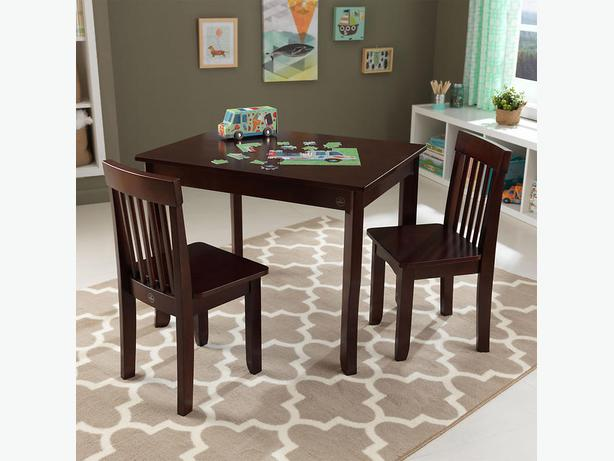 BRAND NEW KIDKRAFT TABLE WITH CHAIRS