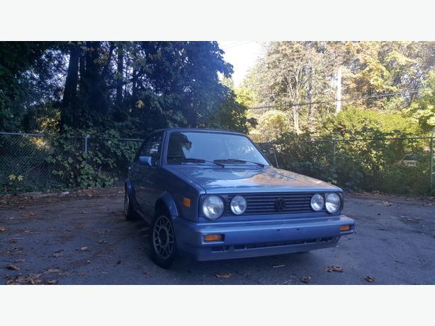 Classic Volkswagen Convertible