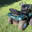 Craftsman ride on lawn mower