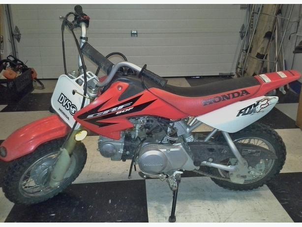 2006 CRF50F