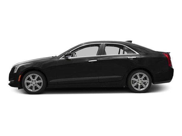 2015 Cadillac ATS Sedan Premium RWD w/ Back-Up Camera and Bluetooth