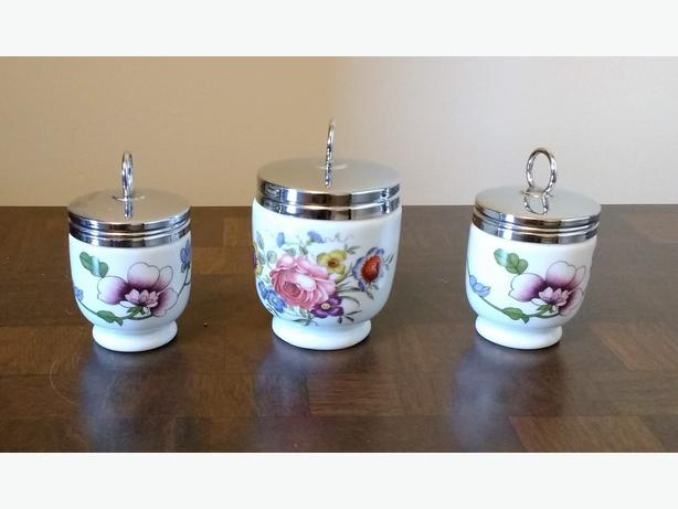 CHOICE OF ROYAL WORCESTER EGG CODDLERS