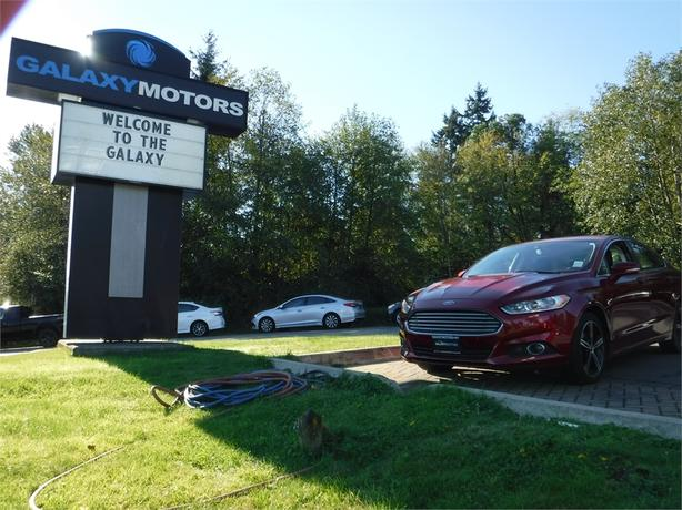 2014 Ford Fusion SE - AWD, Leather Int, Sync, Backup Camera