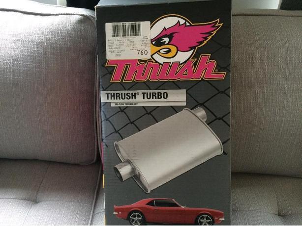 Thrush  Muffler New