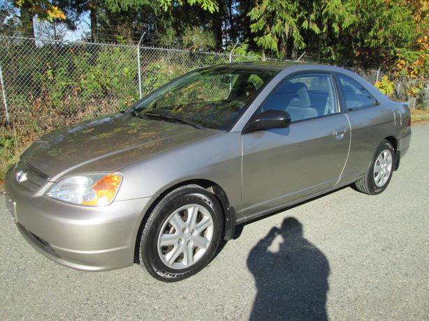 2003 HONDA CIVIC 2DR CPE ONLY 178,000 K'S