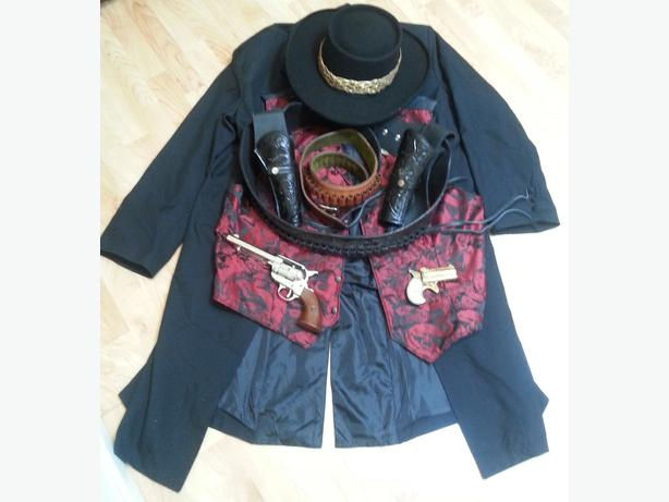 Deluxe Western Costume