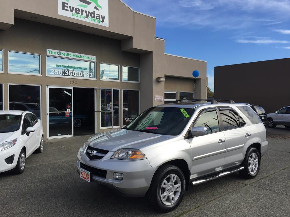2006 acura mdx touring bc only outside comox valley for West valley motor vehicle