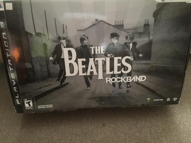 PS3 Beatles Rockband