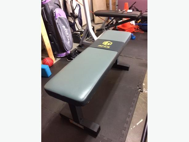 Flat Multi-Purpose Bench