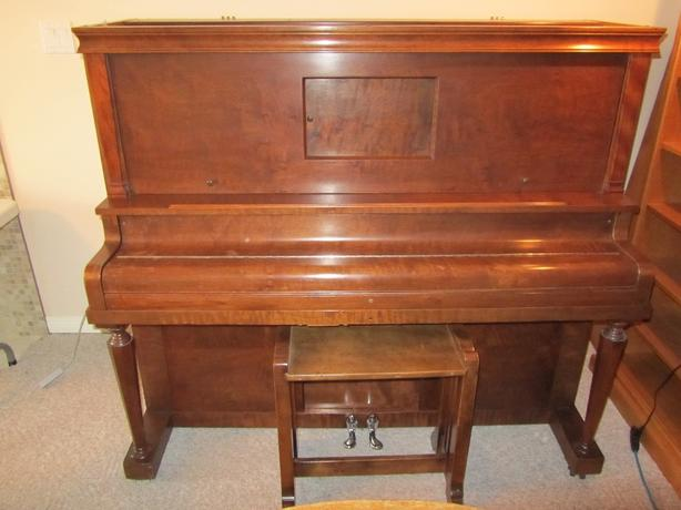 Vintage Everson Player Piano