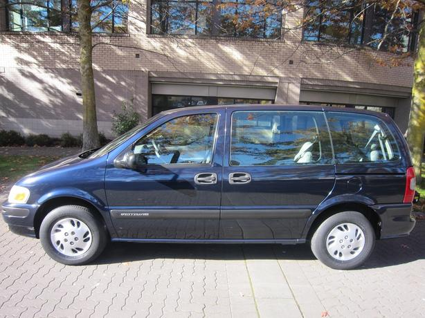 2004 Chevrolet Venture - 68,*** KM! - LOCAL VICTORIA! - NO ACCIDENTS!