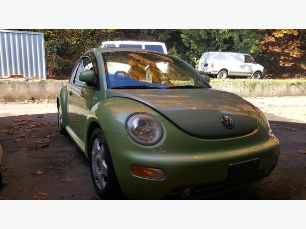 2000 Volkswagen Beatle automatic $2700